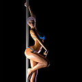 Pole Dancer... by Tim Fillingim