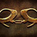 Police - Handcuffs Aren't Always A Bad Thing by Mike Savad