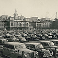 Police Lift Parking Restrictions As Transport Strike Brings by Retro Images Archive
