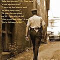 Police Poem by John Malone