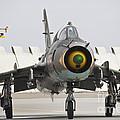 Polish Air Force Su-22 Fitter by Timm Ziegenthaler