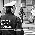 Polizia Roma Capitale by Pablo Lopez
