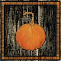 Polka Dot Pumpkin I by Wild Apple Portfolio