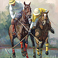 Polo by Laurie Hein