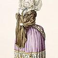 Polonoise, Engraved By Voysard, Plate by Claude Louis Desrais