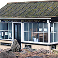 Polpeor Cafe The Lizard Point by Terri Waters