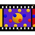 Polychrome Fun by Charles Stuart