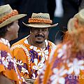 Polynesian Musicians by Jason O Watson