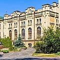 Polytechnique Institute Of Kiev by Alain De Maximy