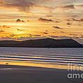 Polzeath Sunset 4 by Chris Thaxter