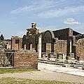 Pompeii 3 by Eric Swan