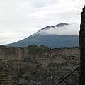 Pompeii Beneath Vesuvius by Deborah Smolinske