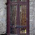 Pompeii Old Door by Ivete Basso Photography