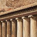 Pompeii Pillars by Doug Davidson