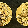 Ponca Tribe Code Talkers Bronze Medal Art by Movie Poster Prints