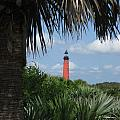 Ponce de Leon Lighthouse in the distance