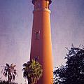 Ponce De Leon Lighthouse by Joan Carroll