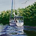 Ponce De Leon Passage by Karol Wyckoff