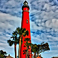 Ponce Inlet Lighthouse by Alice Gipson