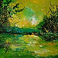 Pond 5431 by Pol Ledent