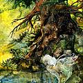 Pond Fairy by Sherry Shipley