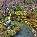 Pond Garden by Matt Swinden