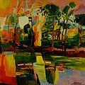 pond No.3 by Zheng Li