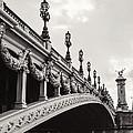 Pont Alexandre IIi by Melanie Alexandra Price