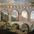 Pont Du Gard, Nimes by William Marlow