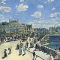 Pont Neuf Paris by Auguste Renoir