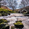 Pont Y Ceunan Bridge by Adrian Evans