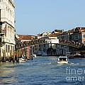 Ponte Dell Accademia by Bishopston Fine Art