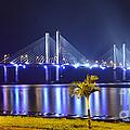 Ponte Estaiada De Aracaju - Construtor Joao Alves by Carlos Alkmin