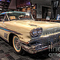 Pontiac Bonneville by David B Kawchak Custom Classic Photography