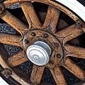Pontiac Custom Sedan by Frozen in Time Fine Art Photography