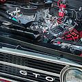 Pontiac G T O by Bill Wakeley