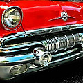 Pontiac Grill by Victor Montgomery