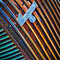 Pontiac Grille by Inge Johnsson