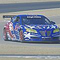 Pontiac Gt At Turn 2 by Dave Koontz