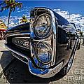 Pontiac Gto Convertible Ft Myers Beach Florida by Edward Fielding
