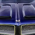 Pontiac Hood by Dave Mills