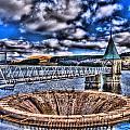 Pontsticill Reservoir Merthyr Tydfil by Steve Purnell