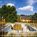 Pool Garden by Angus Hooper Iii