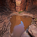 Pool Of North Canyon by Britt Runyon