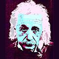 Pop Art Einstein No 3 by Joy McKenzie
