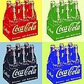 Pop Coke by The Art of Alice Terrill