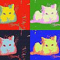 Pop Kitty by Julie Niemela