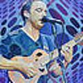 The Dave Matthews Band Op Art Style by Joshua Morton