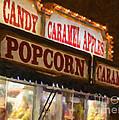 Popcorn by Janice Pariza