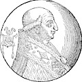 Pope Gregory II (d by Granger